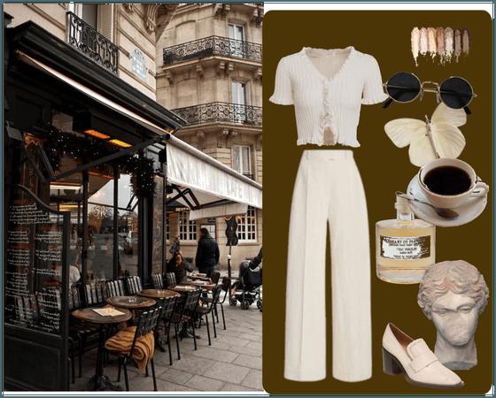 self [coffee] date