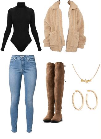 Winter girl ❄️