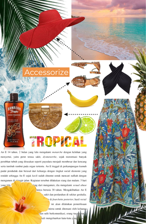 tropical editorial