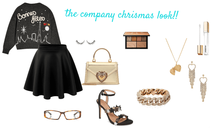 The company x-mas outfit