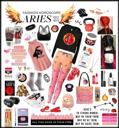 Aries Fashion Horoscope