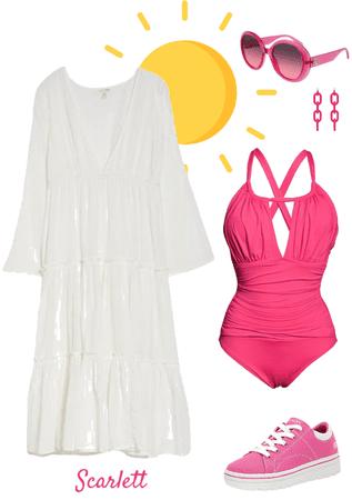 Pink Swim