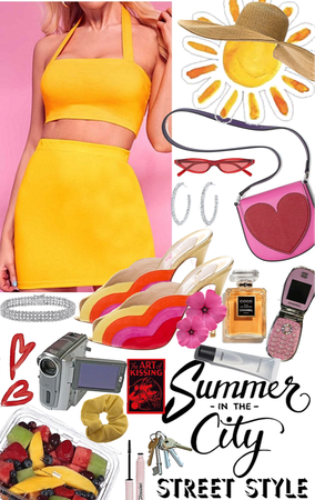Summer Fashion ✨