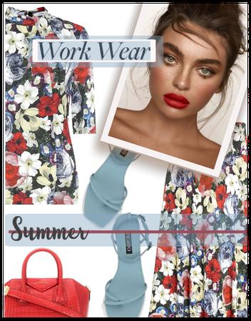 summer work style