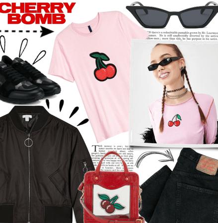 Cherry Bomb 🍒🍒 @we_girl