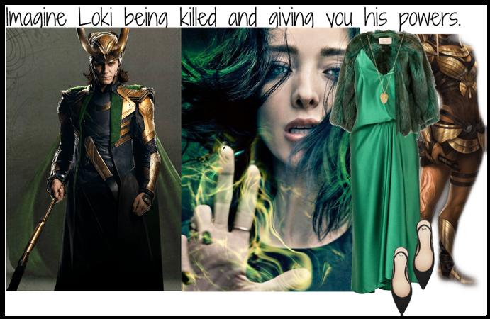 Loki Imagine