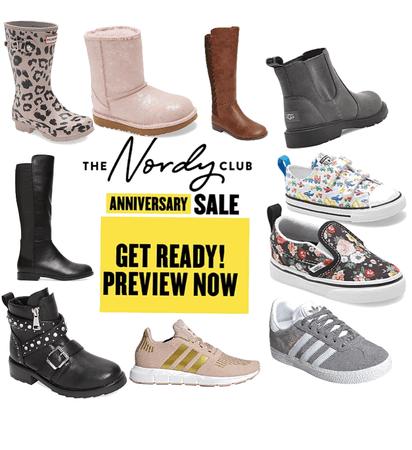 Nordstrom sale kid shoe picks
