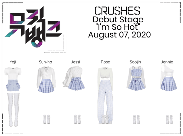 "Crushes (호감) ""I'm So Hot"" Debut Stage"