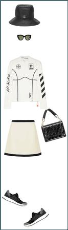 mini set-mini skirt
