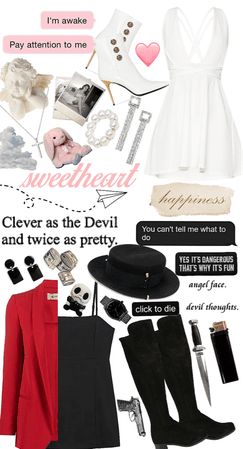 Angels and Devils Outfit