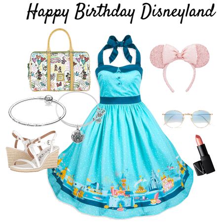 Happy Birthday Disneyland