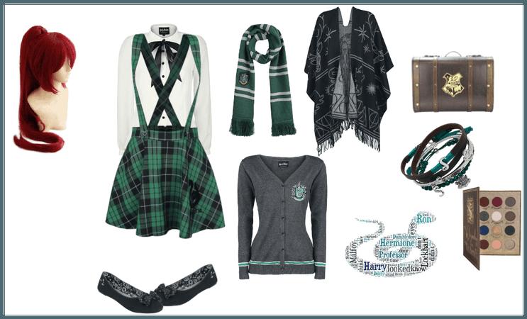 Slytherin Uniform