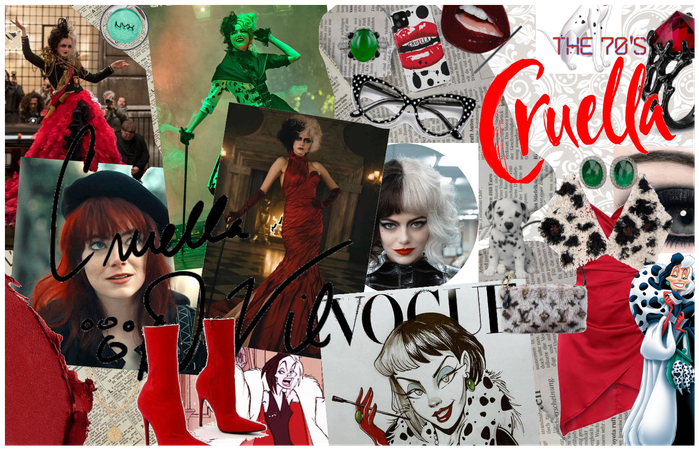 Cruella Fashion Magazine