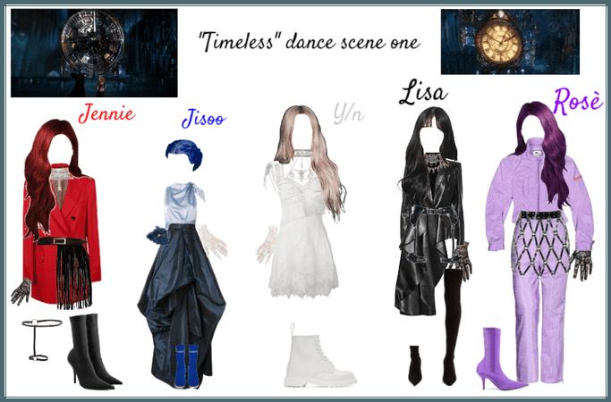 "Blackpink ""Timeless"" dance scene one"