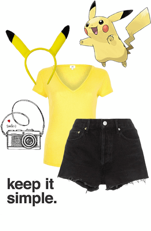 Inspired by Pikachu