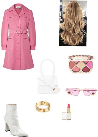 like a Barbie doll💘