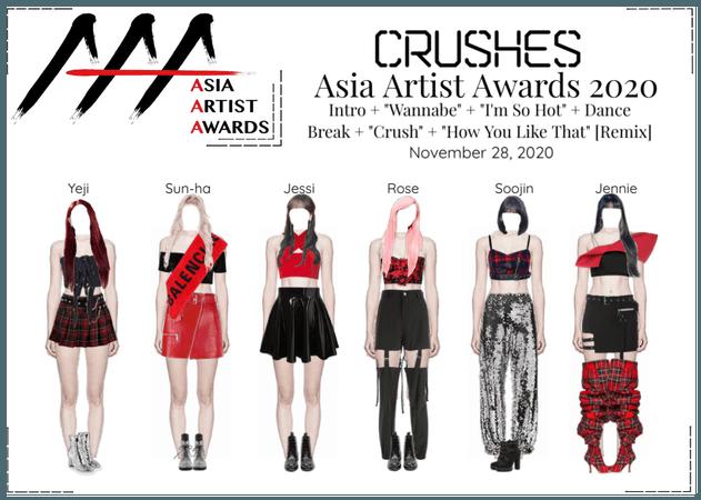 Crushes (호감) Asia Artist Awards 2020