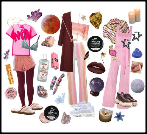 On Wednesdays we wear pink #galentines #13.2.19