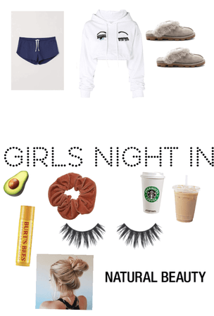 gurls night in 🥳