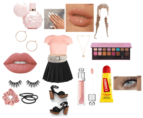 Pink Soft Aesthetic Outfit