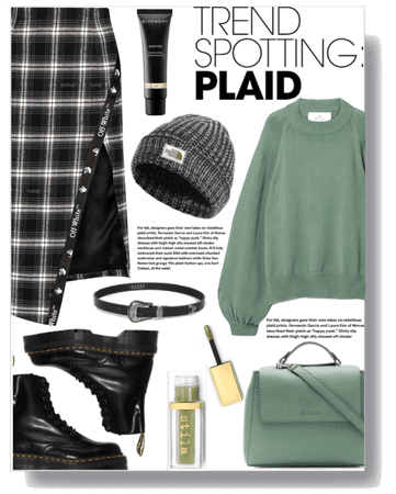 Trend spotting: Plaid