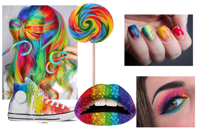 lolly pop style