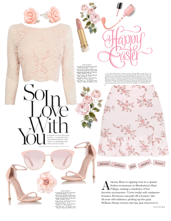 Easter fashion 🐰🐇😗😍