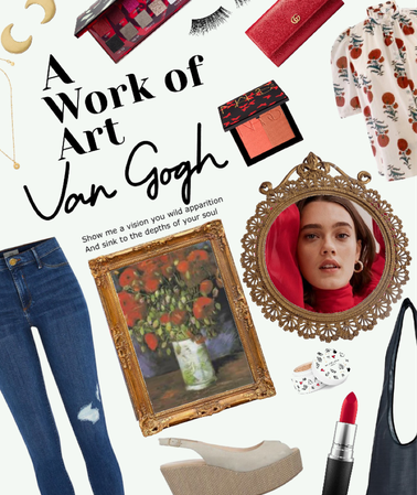 Artistic and chic