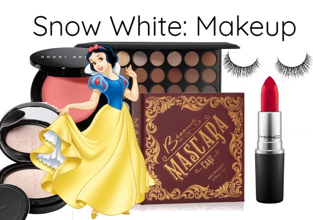 Snow White: Makeup