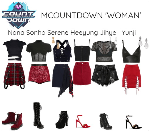 MAKERS MCOUNTDOWN 'WOMAN'