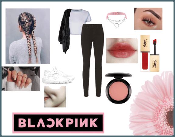 blackpink concert outfit idea