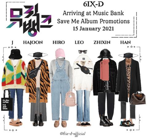 6IX-D [식스디] Music Bank 210115
