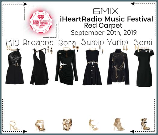 《6mix》iHeartRadio Music Festival Red Carpet