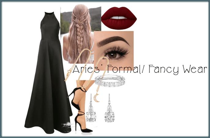 Aries' Formal/ Fancy Wear