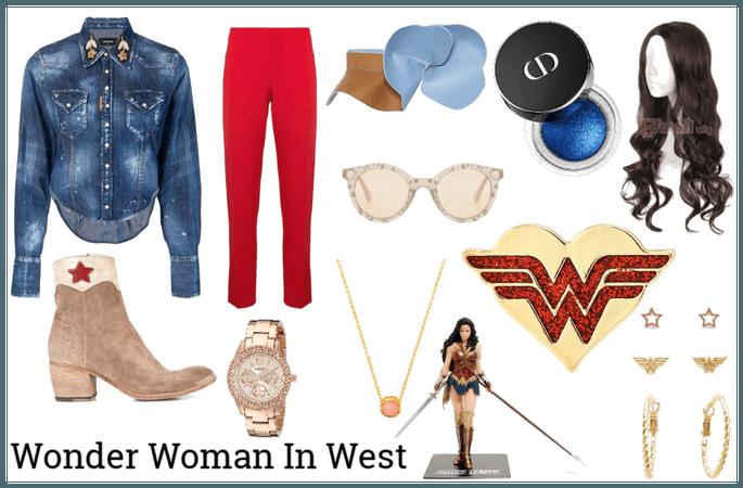 Western Wonder Woman