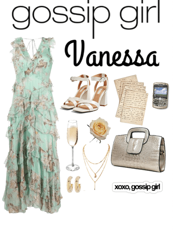 VANESSA•GOSSIPGIRL