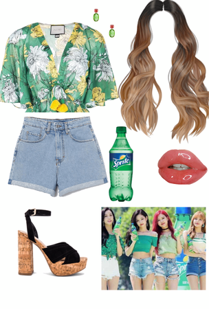 blackpink 5th member inspired outfit