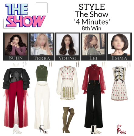 STYLE The Show '4 Minutes'