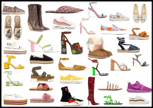 Calçados Estilo Criativo