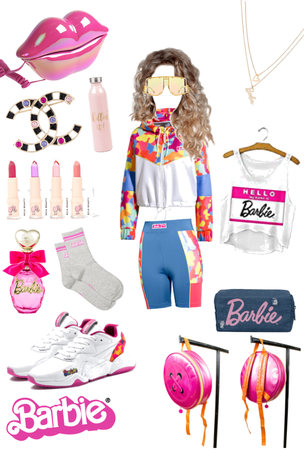 fitness barbie 👱🏽♀️👩🦳👸 xox
