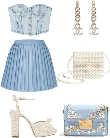 Pearlie Blue