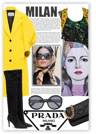 Fashion Business in Milan|Prada
