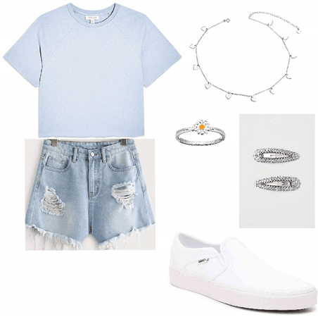 basic spring outfit