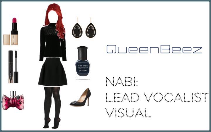 QueenBeez: Meet Our Girlz: Nabi