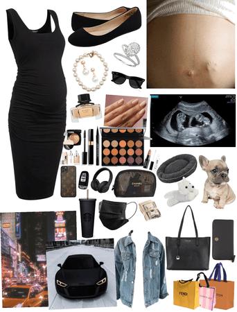 fancy/pregnant