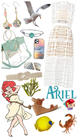 Ariel (New Legs, Shipwrecked)