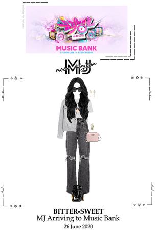 BITTER-SWEET [비터스윗] Music Bank 200626