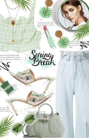 spring breack