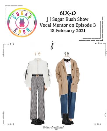 6IX-D [식스디] (J) Sugar Rush Show 210218