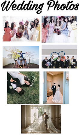 Ruby & Chang-Min wedding photos